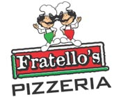 Sample Custom Pizzeria Logo 4